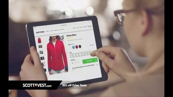 SCOTTeVEST TV Spot, 'Holidays: Give the Gift of Pockets' - Thumbnail 10