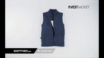 SCOTTeVEST TV Spot, 'Holidays: Give the Gift of Pockets' - Thumbnail 2