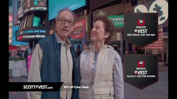 SCOTTeVEST TV Spot, 'Holidays: Give the Gift of Pockets' - Thumbnail 5