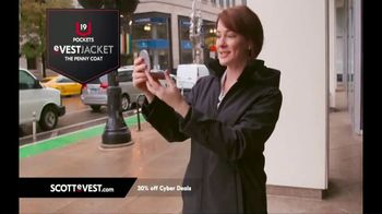 SCOTTeVEST TV Spot, 'Holidays: Give the Gift of Pockets' - Thumbnail 7