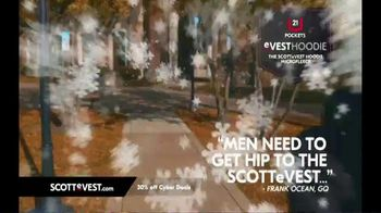 SCOTTeVEST TV Spot, 'Holidays: Give the Gift of Pockets' - Thumbnail 9