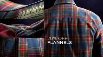 L.L. Bean TV Spot, '20 Percent Off Boots, Flannels, Slippers & Jackets' Song by Lady Bri