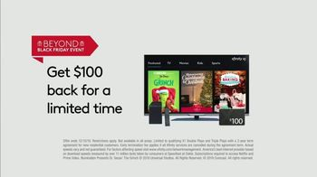 XFINITY Beyond Black Friday Event TV Spot, 'Get the Gift of $100' - Thumbnail 5
