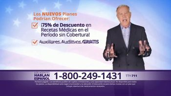 MedicareAdvantage.com TV Spot, 'Nuevos cambios' [Spanish]