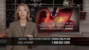 Chaffin Luhana TV Spot, 'Zantac/Ranitidine Legal Help' - Thumbnail 4