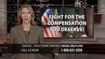 Chaffin Luhana TV Spot, 'Zantac/Ranitidine Legal Help' - Thumbnail 6