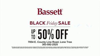 Bassett Black Friday Sale TV Spot, 'Liz and Cory' - Thumbnail 9
