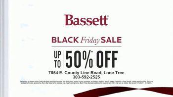 Bassett Black Friday Sale TV Spot, 'Liz and Cory' - Thumbnail 7