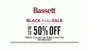 Bassett Black Friday Sale TV Spot, 'Liz and Cory' - Thumbnail 8