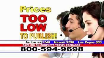Low Cost Airlines TV Spot, 'Slash Travel Costs'