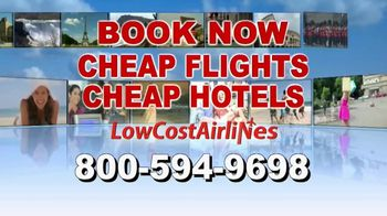 Low Cost Airlines TV Spot, 'Slash Travel Costs' - Thumbnail 8