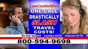 Low Cost Airlines TV Spot, 'Slash Travel Costs' - Thumbnail 4