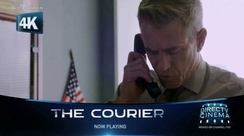 DIRECTV Cinema TV Spot, 'The Courier' - 8 commercial airings