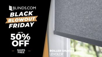 Blinds.com Black Friday Blowout TV Spot, '50 Percent Off Everything' - Thumbnail 5