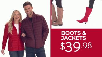 Stein Mart Black Friday Deals TV Spot, 'Frozen, Boots and Activewear'