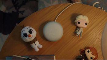 Google Home Mini TV Spot, 'Frozen 2: Exclusive Stories' - 131 commercial airings