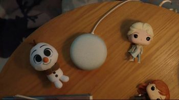 Google Home Mini TV Spot, 'Frozen 2: Exclusive Stories' - Thumbnail 2
