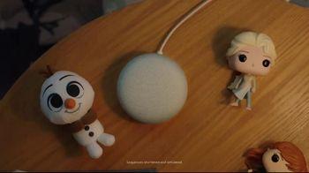 Google Home Mini TV Spot, 'Frozen 2: Exclusive Stories' - Thumbnail 3