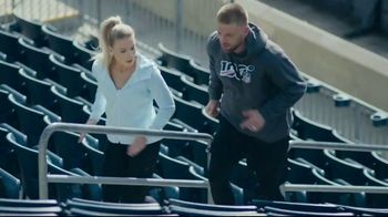 VISA TV Spot, 'NFL: Zach and Julie Ertz: Tap to Pay With Visa' Song by Lesley Gore - Thumbnail 4