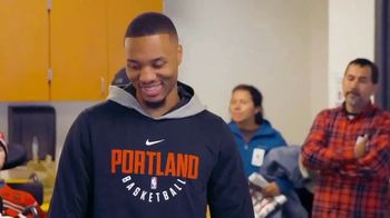 NBA Cares TV Spot, 'Season of Giving' Featuring Kemba Walker - 119 commercial airings