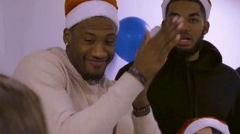 NBA Cares TV Spot, 'Season of Giving' Featuring Kemba Walker - Thumbnail 3