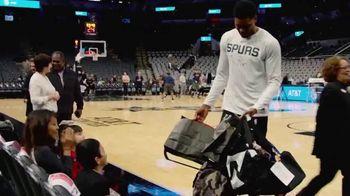 NBA Cares TV Spot, 'Season of Giving' Featuring Kemba Walker - Thumbnail 6