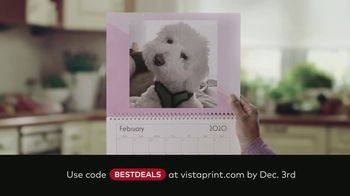 Vistaprint TV Spot, 'Black Friday and Cyber Monday Deals' Song by Wendy Child
