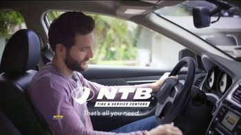 National Tire & Battery TV Spot, 'Bald: Buy Three, Get One Free and Rebate' - Thumbnail 9