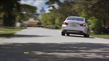 National Tire & Battery TV Spot, 'Bald: Buy Three, Get One Free and Rebate' - Thumbnail 3