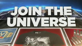 WWE Shop TV Spot, 'Join the Universe: Wrestlemania Gear' Song by Krissie Karlsson - Thumbnail 4