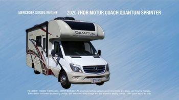 La Mesa RV Sanford TV Spot, '2020 Thor Motor Coach Quantum Sprinter' - Thumbnail 6