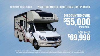 La Mesa RV Sanford TV Spot, '2020 Thor Motor Coach Quantum Sprinter' - Thumbnail 7