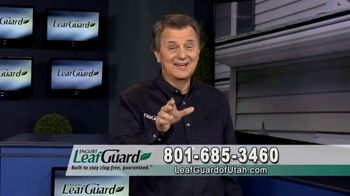 LeafGuard of Utah Winter Half Off Sale TV Spot, 'Ladder-Related Accidents'