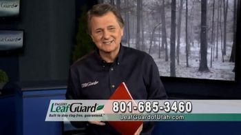 LeafGuard of Utah Winter Half Off Sale TV Spot, 'Ladder-Related Accidents' - Thumbnail 9