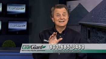 LeafGuard of Utah Winter Half Off Sale TV Spot, 'Ladder-Related Accidents' - Thumbnail 2