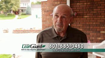 LeafGuard of Utah Winter Half Off Sale TV Spot, 'Ladder-Related Accidents' - Thumbnail 4