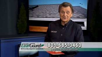 LeafGuard of Utah Winter Half Off Sale TV Spot, 'Ladder-Related Accidents' - Thumbnail 5