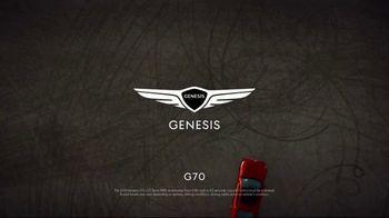 2020 Genesis G70 TV Spot, 'Track' Featuring Chrissy Teigen, John Legend [T1] - Thumbnail 10
