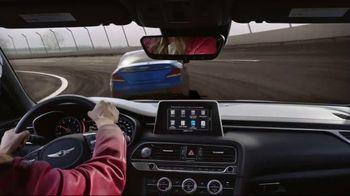2020 Genesis G70 TV Spot, 'Track' Featuring Chrissy Teigen, John Legend [T1] - Thumbnail 6