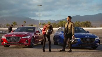 2020 Genesis G70 TV Spot, 'Track' Featuring Chrissy Teigen, John Legend [T1] - Thumbnail 8