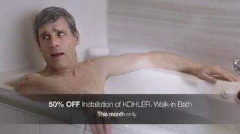 Kohler TV Spot, 'Walk-In Bath: 50 Percent Off Installation' - Thumbnail 7