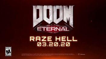 DOOM Eternal TV Spot, 'Welcome Home' - Thumbnail 6