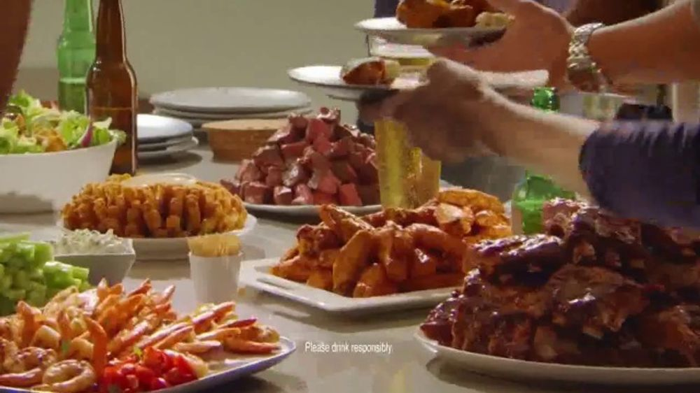 Outback Steakhouse Delivery TV Commercial, 'Delivery Is Here'