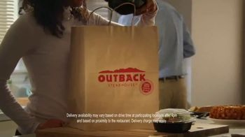 Outback Steakhouse Delivery TV Spot, 'Delivery Is Here'