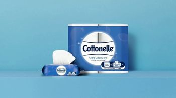 Cottonelle TV Spot, 'DownThereCare: Overall Wellness' - Thumbnail 7