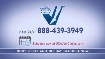 USA Vein Clinics TV Spot, 'Take Control' - Thumbnail 7