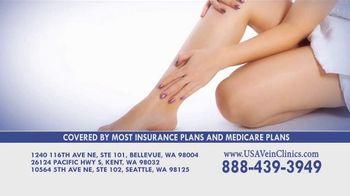 USA Vein Clinics TV Spot, 'Take Control' - Thumbnail 2