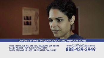 USA Vein Clinics TV Spot, 'Take Control' - Thumbnail 3