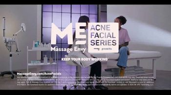 Massage Envy Acne Facial Series TV Spot, 'The Right Combination' - Thumbnail 9