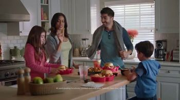 Red Robin TV Spot, 'Now Delivers' - 1 commercial airings